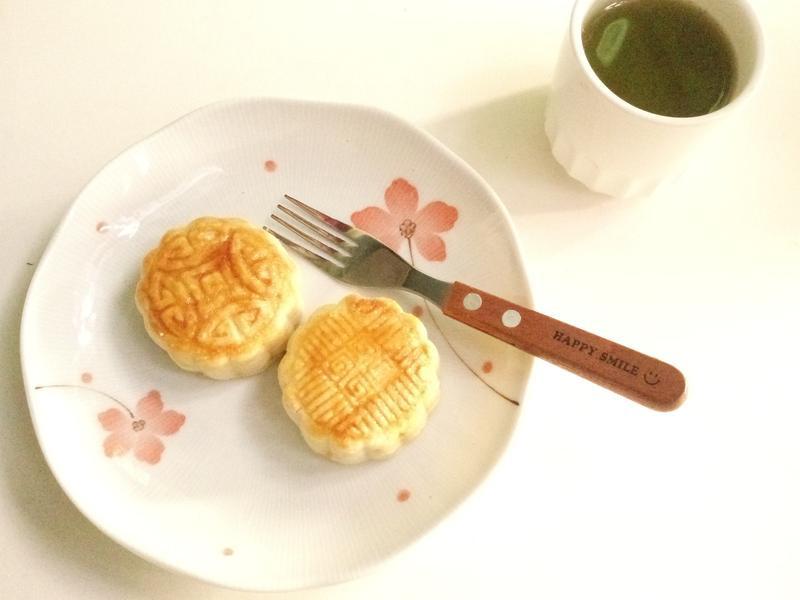 脆皮奶皇月餅(12個份)