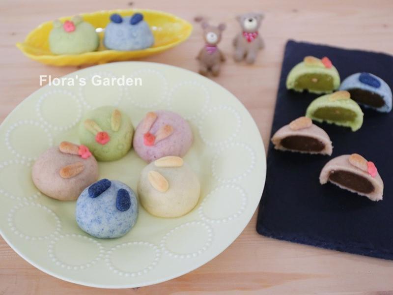 醇茶奶黃月餅(兔子月餅)