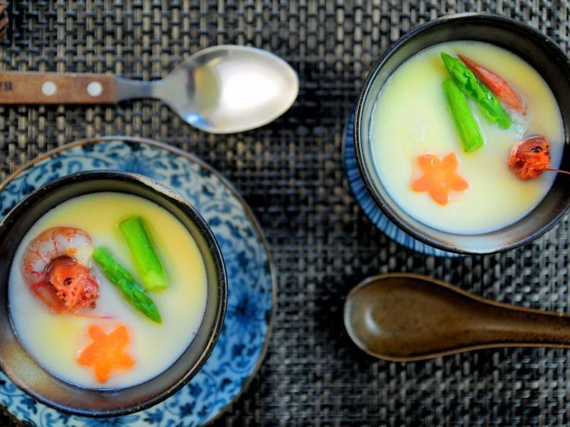 茶碗蒸(日式蒸蛋)