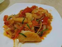 [魚]番茄魚片