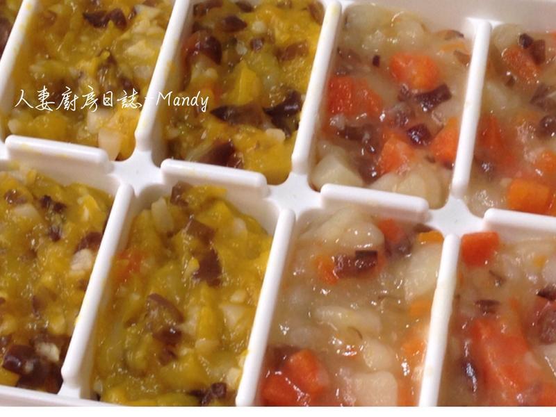 副食品-蔬食冰磚【好菇道好食光】