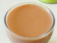 【健康流質餐】木瓜豆奶昔