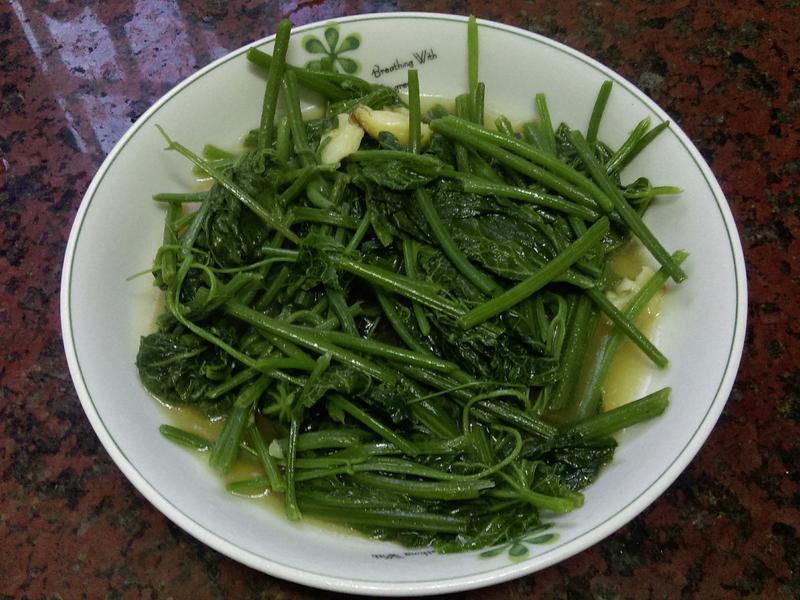 快炒龍鬚菜