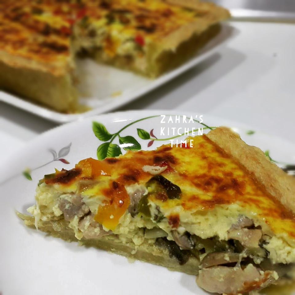 法式鄉村鹹派