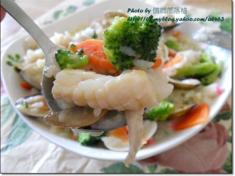 十分輕鬆料理DIY-起司海鮮飯
