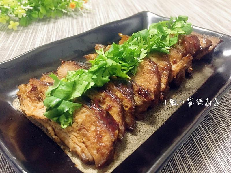 蜜汁叉燒肉【免烤箱】