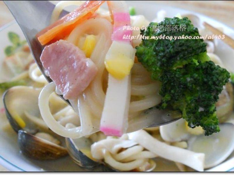 十分輕鬆料理DIY-奶油培根焗麵