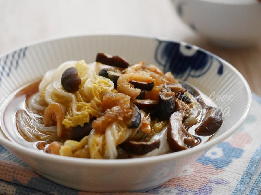 小廚娘❤白菜滷#電鍋