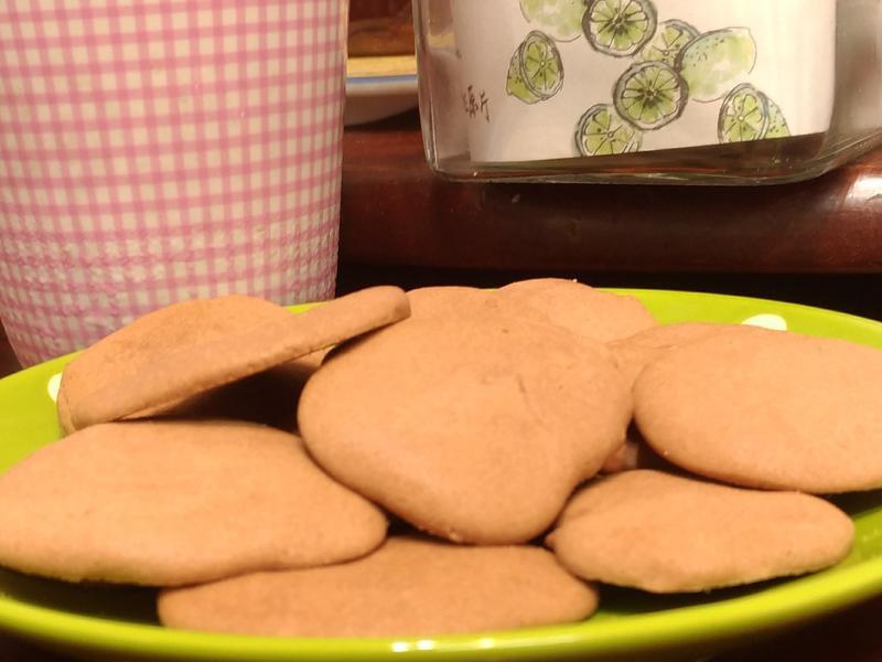 超簡單巧克力餅乾