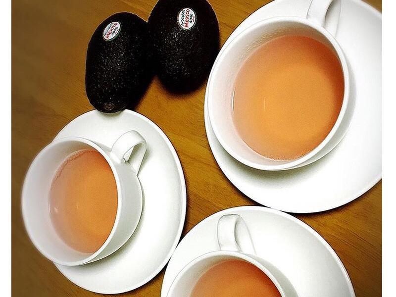 牛油果籽茶