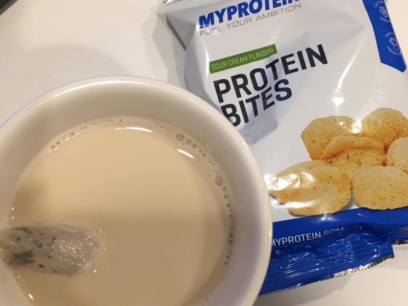 高蛋白「減脂週末下午茶點心」220卡