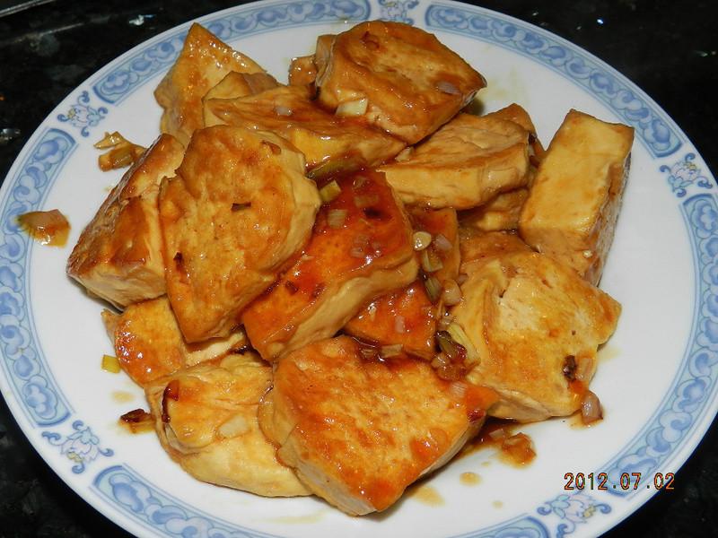 楊媽媽的家常菜~家常豆腐