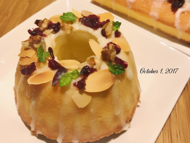 咕咕霍夫❤️檸檬糖霜磅蛋糕