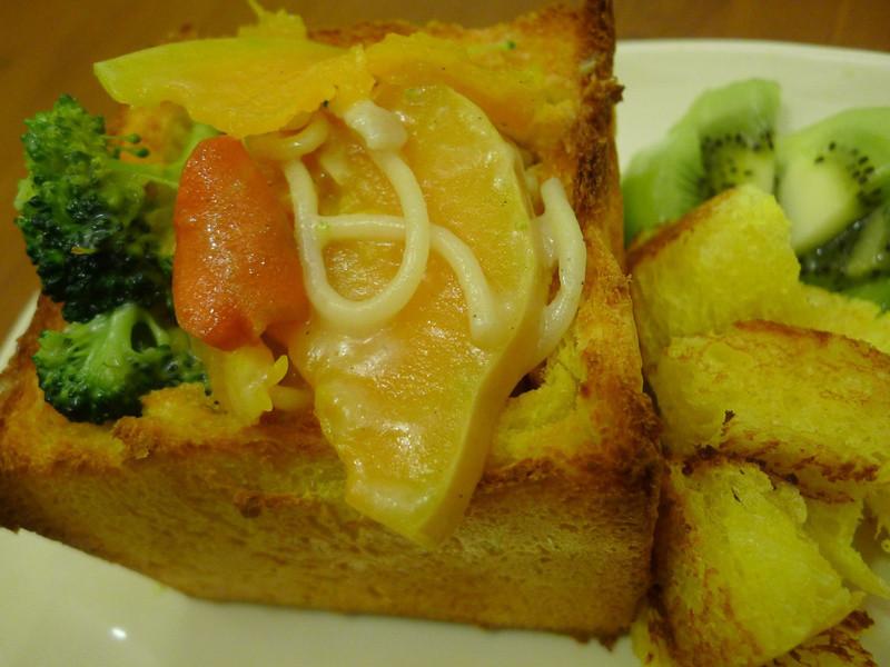【十分輕鬆料理DIY】超級南瓜之奶油培根焗麵