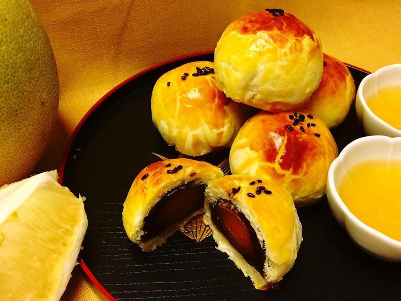 Yolk Pastry 蛋黃酥