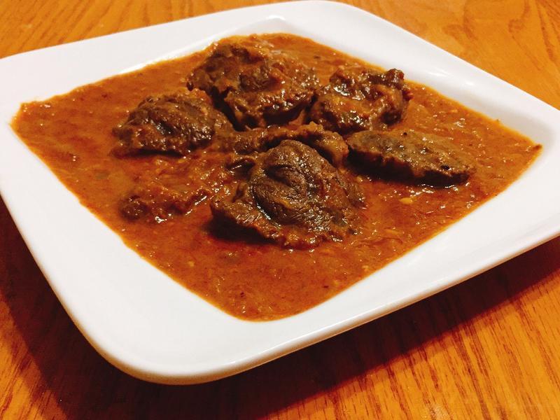 德式奶油燉牛肉 Rahmgulasch