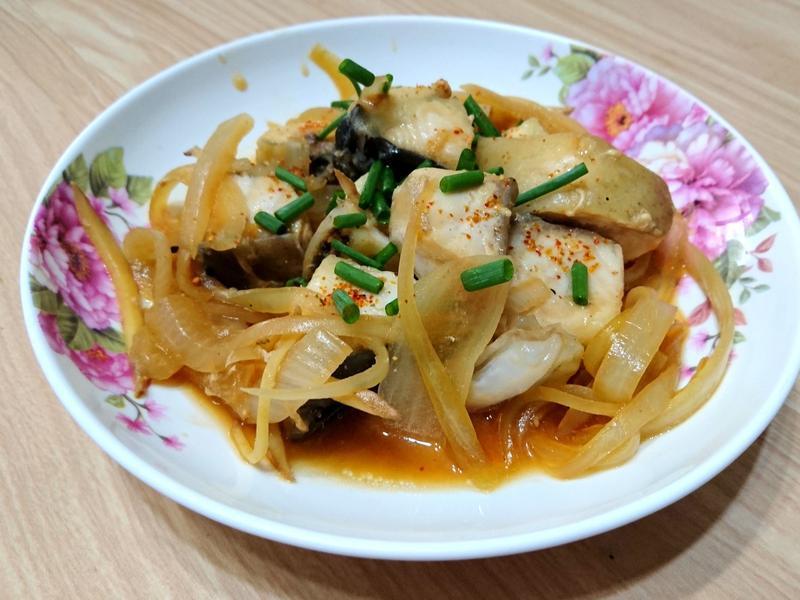 味噌鱘龍魚 #大同無水鍋