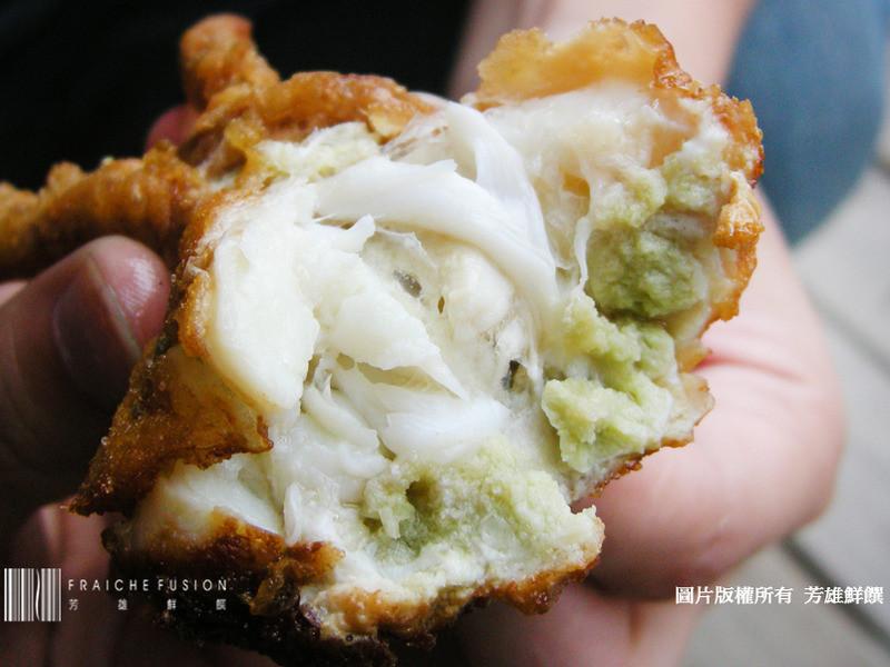 芳雄鮮饌-【酥炸鹹香軟殼蟹】