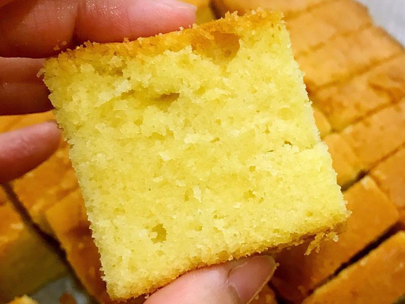 传统牛油蛋糕