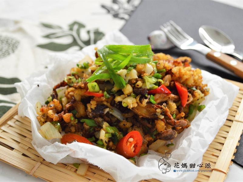 鹽酥菇菇   【好菇道好食光】