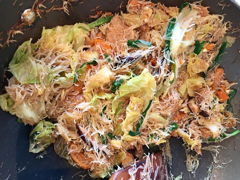 靖魚炒米粉