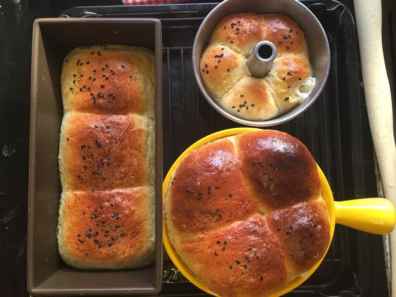 起司鮮奶油麵包