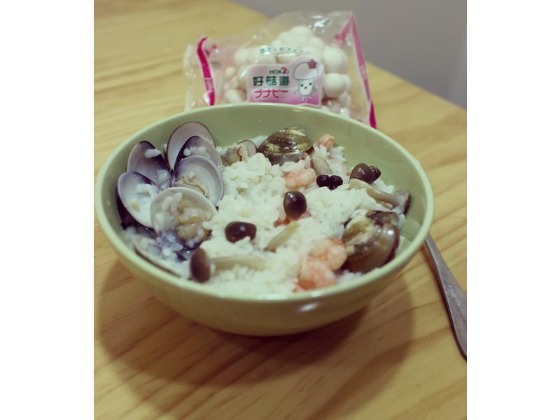 海鮮菇菇粥-菇night【好菇道好食光】