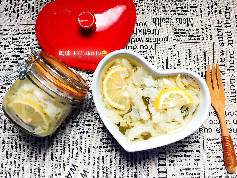 茶香泡菜😋酸甜好食~~