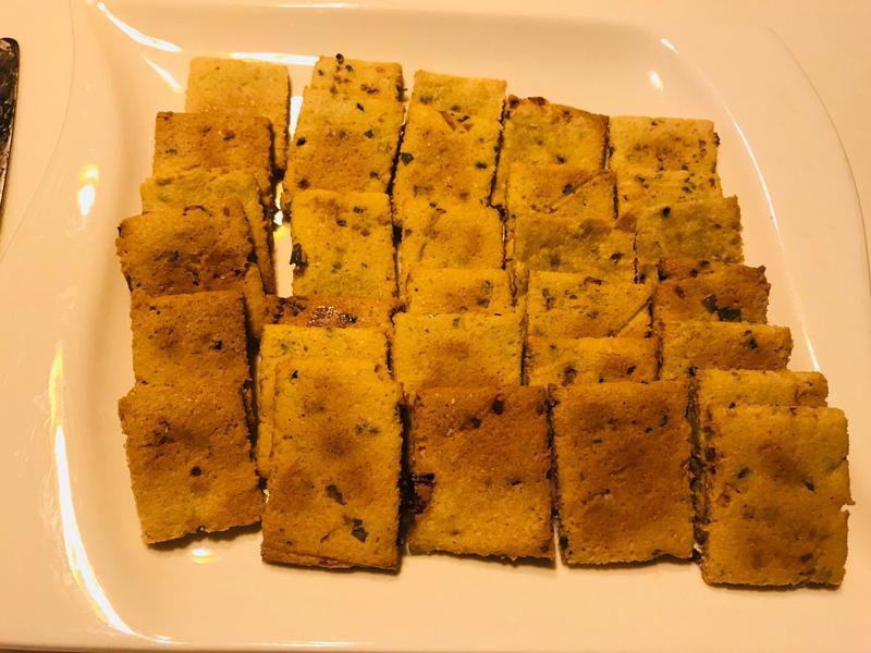 香蔥餅(生酮點心)