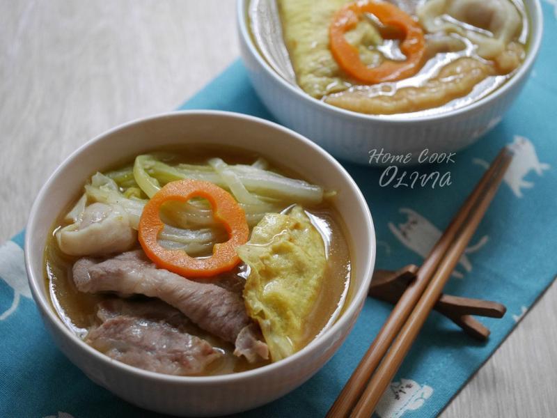 小廚娘❤咖哩豬肉鍋#電鍋