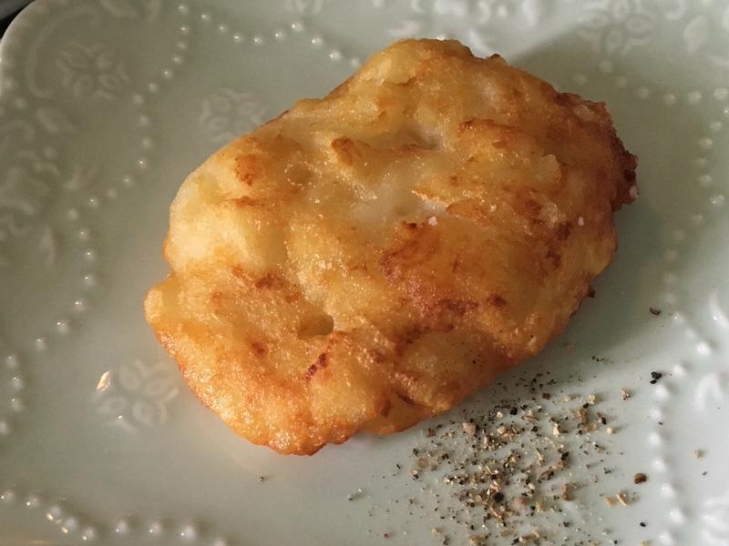 純粹❤薯餅-寶寶食譜