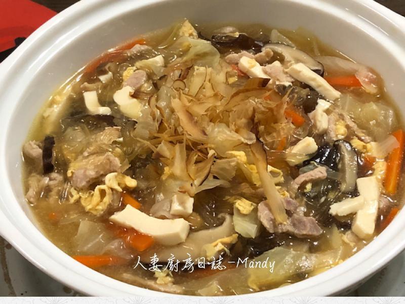 平民魚翅羹【辦桌菜】