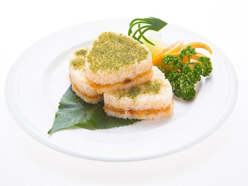 XO鮭魚醬飯糰