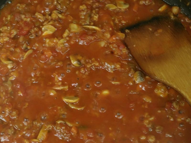西式蕃茄肉醬