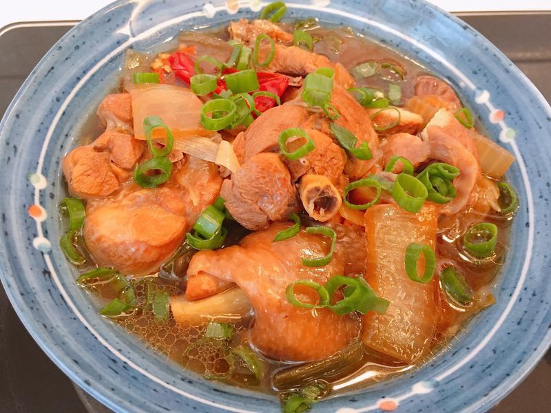 電鍋料理➡️《洋蔥燒雞》