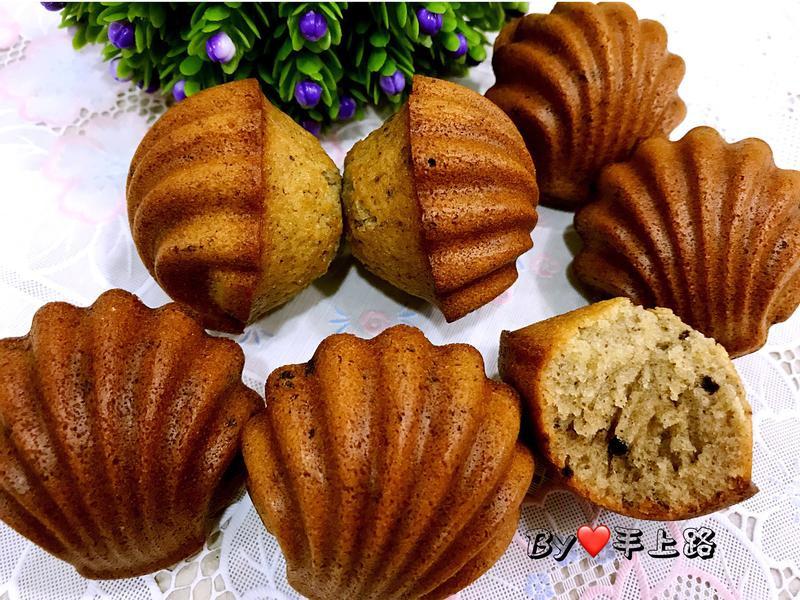 OREO瑪德蓮蛋糕(低熱量椰子油版)