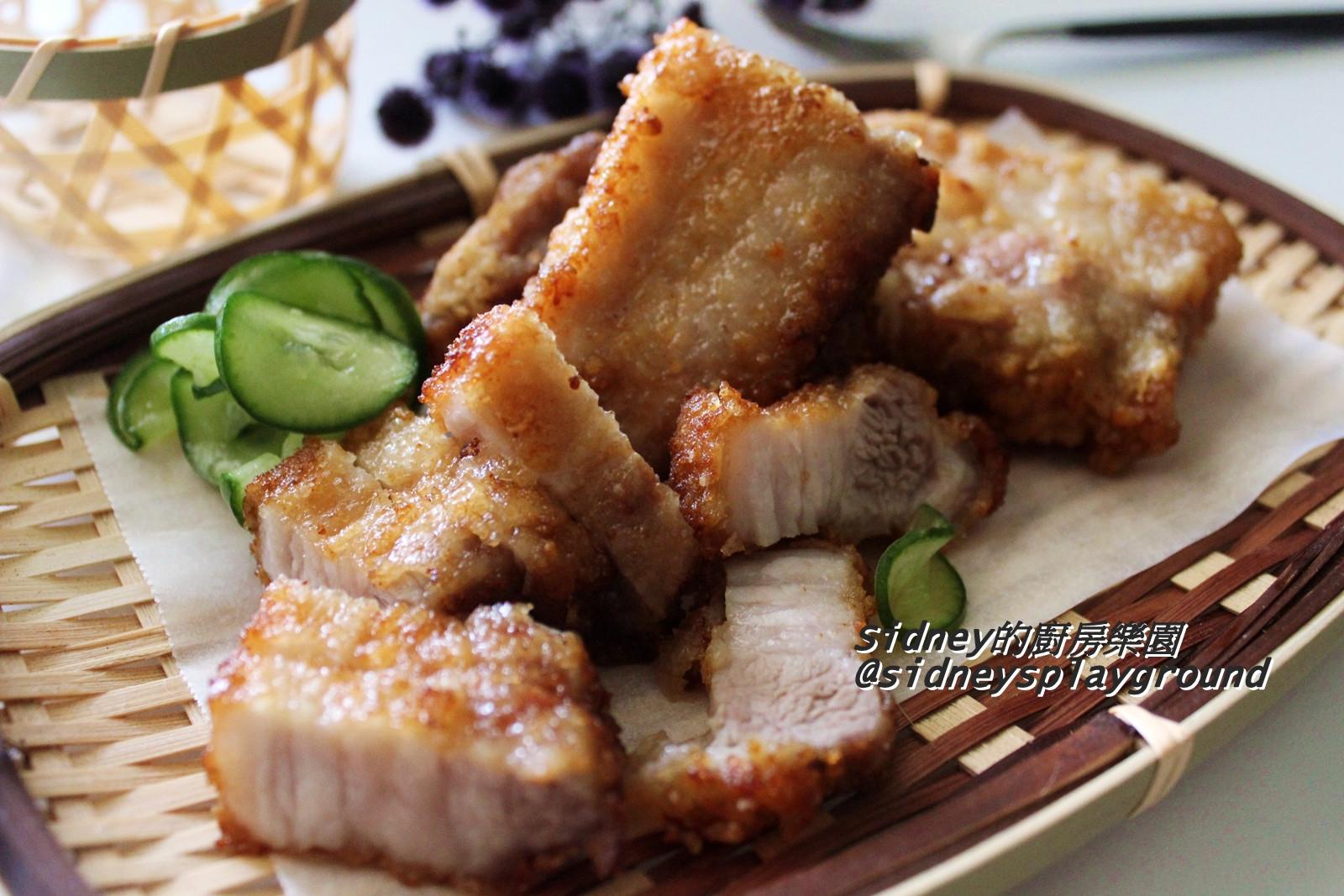 香酥腐乳肉