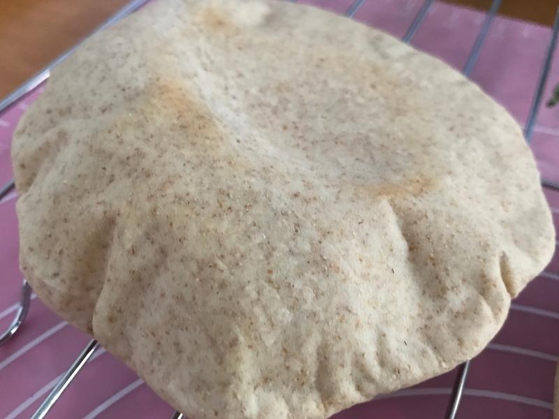 口袋麵包 pita bread