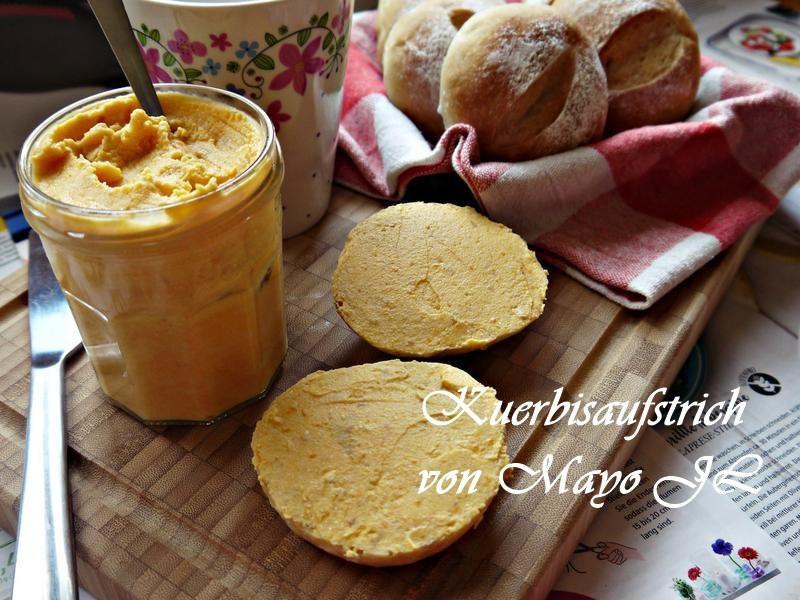 南瓜麵包抺醬