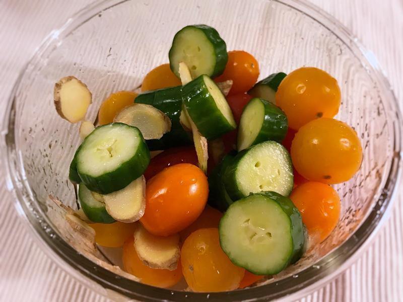 【日式副菜】酸甜漬野菜