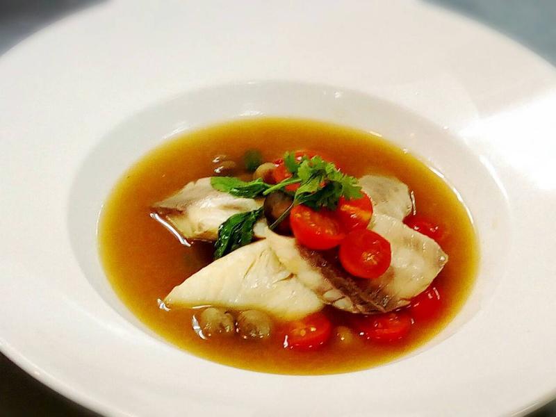 暹邏酸辣魚湯