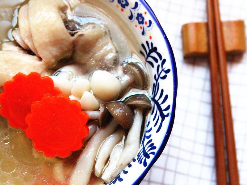 鳳鳴朝陽如意菇菇湯【好菇道好食光】