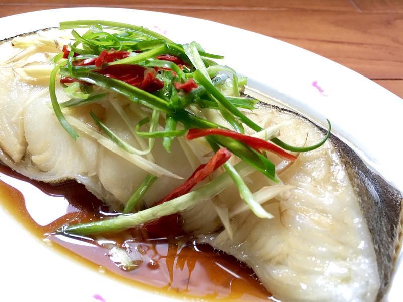 清蒸魚 (電鍋版)