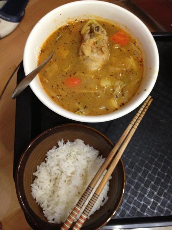 日本下北澤湯咖哩料理包