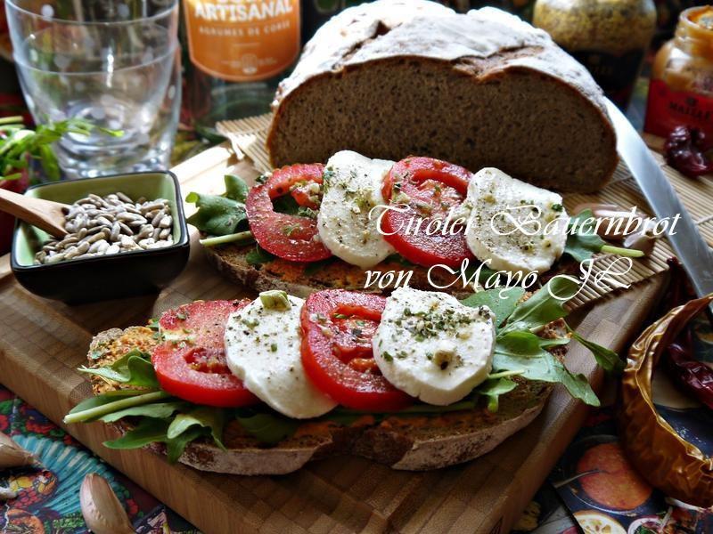 奧地利 提洛人農家麵包