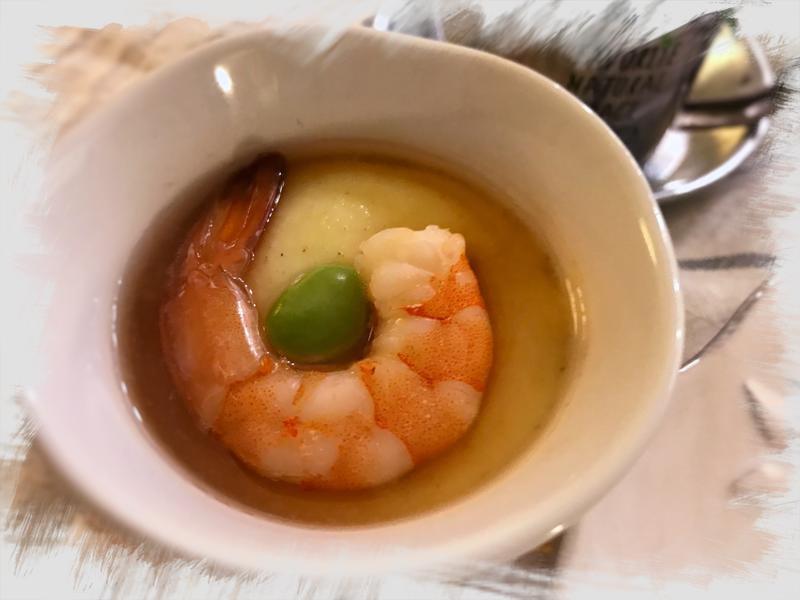 豆漿茶碗蒸(蒸蛋)