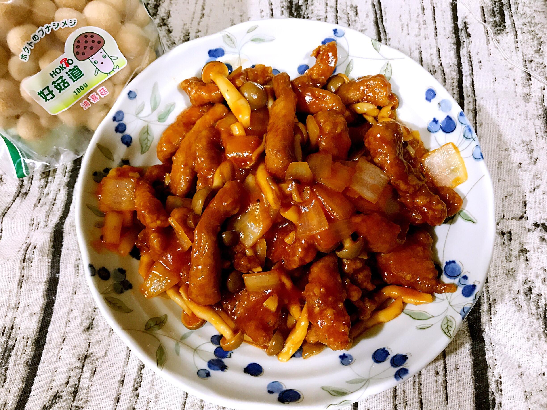 [好菇道好食光]糖醋菇菇小里肌