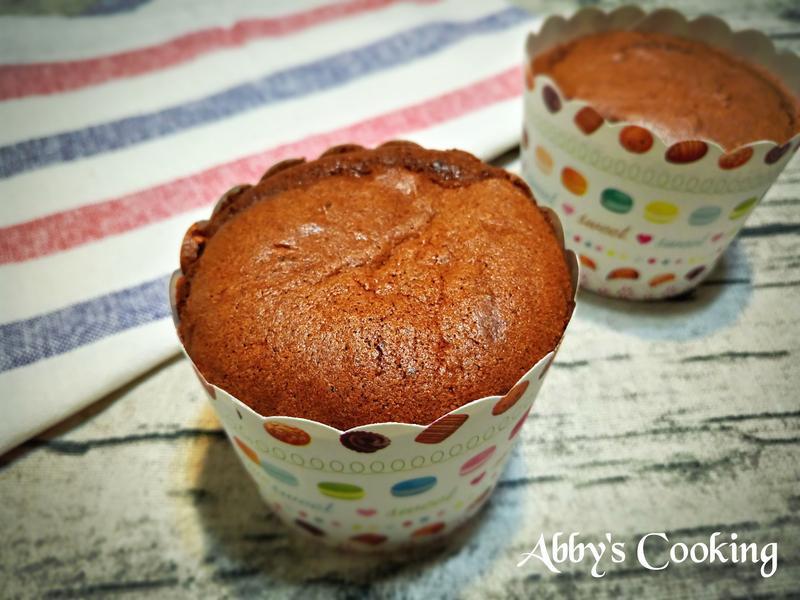 法芙娜可可杯子蛋糕
