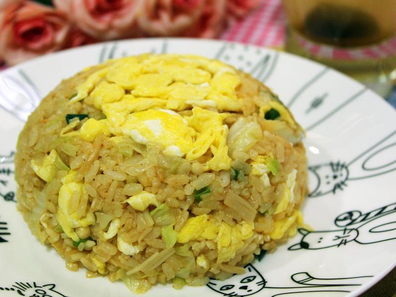 泰式酸辣高麗菜炒飯