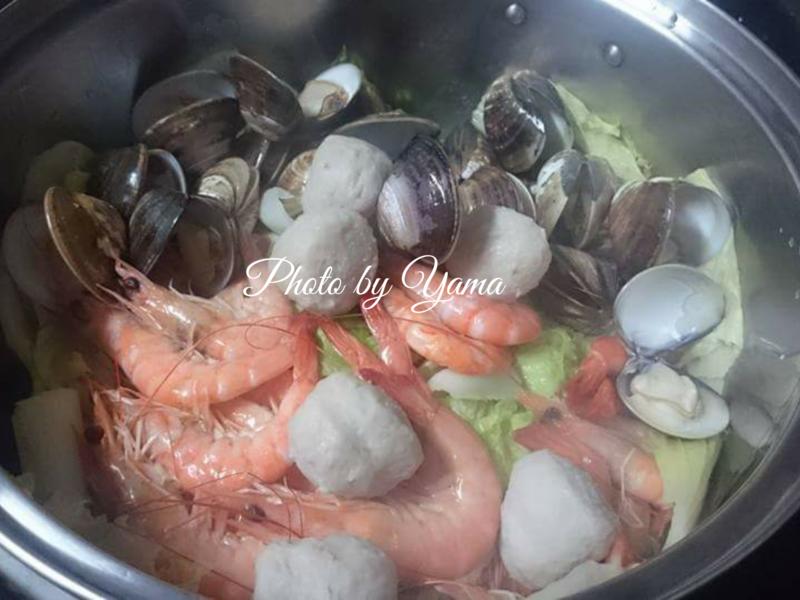 海鮮無水鍋[好菇道好食光]